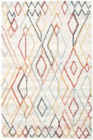 Naima - Multi Tappeto 200X300 Moderno Tessuto A Mano Beige/Bianco/Creme (Lana, India)