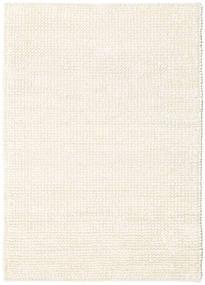 Manhattan - Bianco Tappeto 140X200 Moderno Beige ( India)