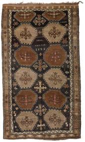 Herki Vintage Tappeto 200X335 Orientale Fatto A Mano Marrone/Marrone Scuro/Nero (Lana, Turchia)