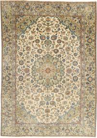 Najafabad Patina Tappeto 187X265 Orientale Fatto A Mano Marrone Chiaro/Grigio Chiaro (Lana, Persia/Iran)