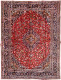 Mashad Tappeto 300X400 Orientale Fatto A Mano Rosso Scuro/Violet Clair Grandi (Lana, Persia/Iran)