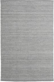 Alva - Grigio Scuro/Bianco Tappeto 200X300 Moderno Tessuto A Mano Grigio Chiaro/Grigio Scuro (Lana, India)