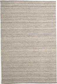 Alva - Marrone/Bianco Tappeto 250X350 Moderno Tessuto A Mano Grigio Chiaro Grandi (Lana, India)
