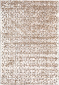 Diamond - Soft_Beige Tappeto 160X230 Moderno Grigio Chiaro/Bianco/Creme ( India)