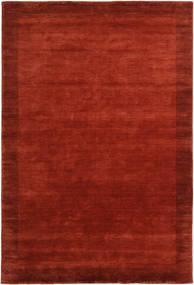 Handloom Frame - Ruggine Tappeto 300X400 Moderno Ruggine/Rosso/Rosso Grandi (Lana, India)