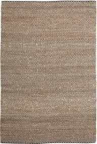 Tappeto Esterno Siri Jute - Natural/Nero Tappeto 300X400 Moderno Tessuto A Mano Grigio Chiaro/Beige Grandi (Tappeto In Iuta India)