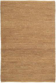 Tappeto Esterno Soxbo - Marrone Chiaro Tappeto 120X180 Moderno Tessuto A Mano Marrone Chiaro/Beige Scuro (Tappeto In Iuta India)