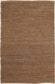 Tappeto Esterno Soxbo - Marrone Tappeto 140X200 Moderno Tessuto A Mano Marrone (Tappeto In Iuta India)