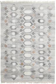 Tappeto Esterno Martha Tappeto 160X230 Moderno Tessuto A Mano Grigio Chiaro ( India)