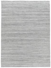 Tappeto Esterno Petra - Light_Mix Tappeto 160X230 Moderno Tessuto A Mano Grigio Chiaro/Bianco/Creme ( India)