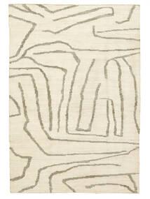 Tappeto Esterno Native Tappeto 250X350 Moderno Tessuto A Mano Beige/Grigio Chiaro Grandi (Tappeto In Iuta India)