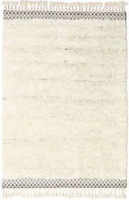 Dixon Tappeto 140X200 Moderno Tessuto A Mano Beige/Bianco/Creme (Lana, India)