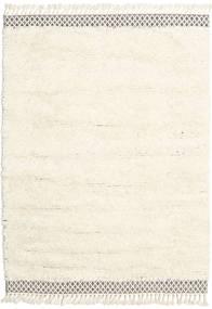 Dixon Tappeto 170X240 Moderno Tessuto A Mano Beige/Bianco/Creme (Lana, India)