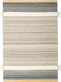 Fenix - Giallo Tappeto 250X350 Moderno Tessuto A Mano Grigio Chiaro/Beige Grandi (Lana, India)