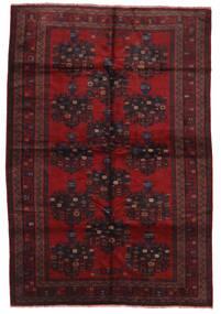 Beluch Tappeto 200X290 Orientale Fatto A Mano Rosso Scuro/Marrone Scuro (Lana, Afghanistan)