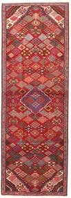Joshaghan Tappeto 102X293 Orientale Fatto A Mano Alfombra Pasillo Rosso Scuro/Ruggine/Rosso (Lana, Persia/Iran)
