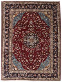 Kashmar Patina Tappeto 254X335 Orientale Fatto A Mano Rosso Scuro/Marrone Scuro Grandi (Lana, Persia/Iran)