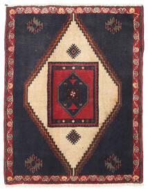 Kelardasht Tappeto 88X110 Orientale Fatto A Mano Grigio Scuro/Rosso Scuro (Lana, Persia/Iran)