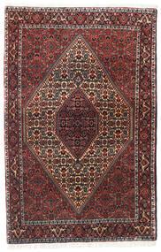 Bidjar Zanjan Tappeto 113X175 Orientale Fatto A Mano Rosso Scuro/Nero (Lana, Persia/Iran)