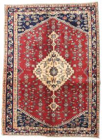 Hamadan Patina Tappeto 128X170 Orientale Fatto A Mano Beige/Grigio Scuro (Lana, Persia/Iran)