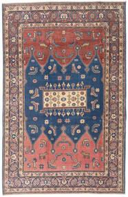 Ardebil Patina Tappeto 190X290 Orientale Fatto A Mano Marrone/Beige (Lana, Persia/Iran)