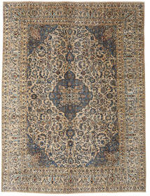 Kashmar Patina Tappeto 290X390 Orientale Fatto A Mano Grigio Scuro/Marrone Chiaro Grandi (Lana, Persia/Iran)