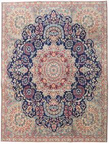 Kirman Patina Tappeto 230X305 Orientale Fatto A Mano Grigio Chiaro/Beige Scuro (Lana, Persia/Iran)