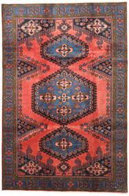 Wiss Tappeto 210X315 Orientale Fatto A Mano Rosso Scuro/Grigio Scuro (Lana, Persia/Iran)