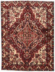 Bakhtiar Tappeto 156X207 Orientale Fatto A Mano Rosso Scuro/Marrone Scuro (Lana, Persia/Iran)