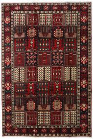 Bakhtiar Tappeto 205X303 Orientale Fatto A Mano Marrone Scuro/Rosso Scuro (Lana, Persia/Iran)