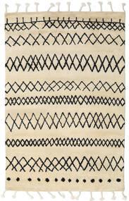 Beni Berber Tappeto 275X370 Moderno Fatto A Mano Beige/Grigio Scuro Grandi (Lana, India)