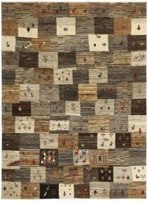 Gabbeh Persia Tappeto 151X204 Moderno Tessuto A Mano Marrone Chiaro/Marrone Scuro (Lana, Persia/Iran)