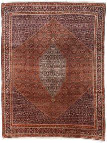 Bidjar Tappeto 285X374 Orientale Fatto A Mano Marrone Scuro/Rosso Scuro Grandi (Lana, Persia/Iran)