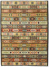Ziegler Moderni Tappeto 180X244 Moderno Fatto A Mano Grigio Scuro/Nero (Lana, Pakistan)