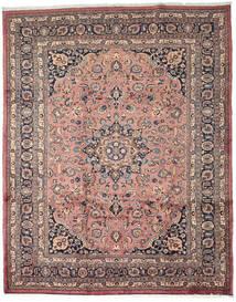 Mashad Tappeto 256X320 Orientale Fatto A Mano Marrone Chiaro/Marrone Grandi (Lana, Persia/Iran)