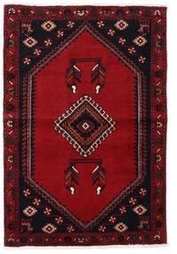 Kelardasht Tappeto 87X128 Orientale Fatto A Mano Rosso Scuro/Rosso (Lana, Persia/Iran)