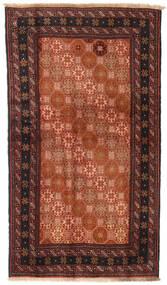 Beluch Tappeto 100X172 Orientale Fatto A Mano Rosso/Nero (Lana, Persia/Iran)