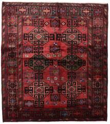 Lori Tappeto 171X192 Orientale Fatto A Mano Rosso Scuro (Lana, Persia/Iran)