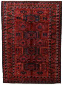 Lori Tappeto 182X248 Orientale Fatto A Mano Rosso Scuro/Nero (Lana, Persia/Iran)