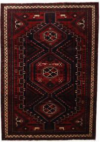 Lori Tappeto 219X307 Orientale Fatto A Mano Rosso Scuro (Lana, Persia/Iran)