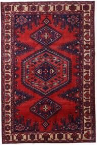 Wiss Tappeto 210X320 Orientale Fatto A Mano Rosso Scuro/Porpora Scuro (Lana, Persia/Iran)