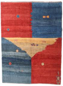 Gabbeh Rustic Tappeto 200X270 Moderno Fatto A Mano Ruggine/Rosso/Blu (Lana, Persia/Iran)