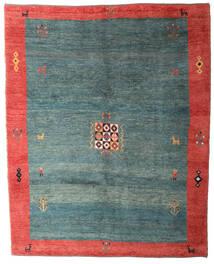 Gabbeh Rustic Tappeto 234X293 Moderno Fatto A Mano Blu Turchese/Grigio Chiaro (Lana, Persia/Iran)