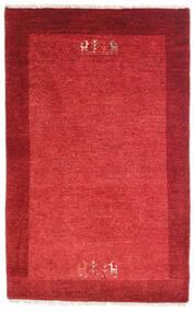 Loribaft Persia Tappeto 79X128 Moderno Fatto A Mano Rosso/Ruggine/Rosso (Lana, Persia/Iran)