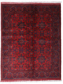 Afghan Khal Mohammadi Tappeto 152X191 Orientale Fatto A Mano Rosso Scuro/Marrone Scuro (Lana, Afghanistan)