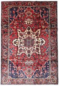 Bakhtiar Tappeto 216X315 Orientale Fatto A Mano Porpora Scuro/Rosso Scuro (Lana, Persia/Iran)