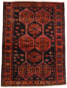 Lori Tappeto 147X197 Orientale Fatto A Mano Rosso Scuro/Ruggine/Rosso (Lana, Persia/Iran)