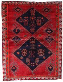Lori Tappeto 172X226 Orientale Fatto A Mano Rosso/Porpora Scuro (Lana, Persia/Iran)