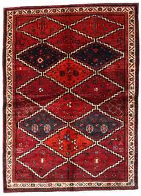 Lori Tappeto 162X224 Orientale Fatto A Mano Rosso Scuro (Lana, Persia/Iran)