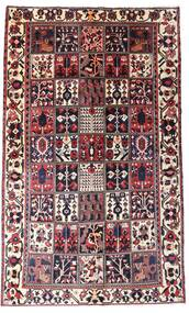 Bakhtiar Tappeto 160X260 Orientale Fatto A Mano Marrone Scuro/Rosso Scuro (Lana, Persia/Iran)